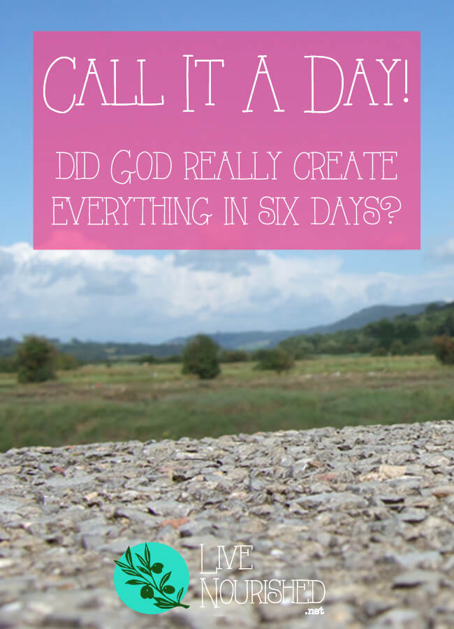 "Genesis 1 records the account of how God created the universe and everything in it in ""six days"". As ongoing theories and debates continue to surround this time period, here's how we can know for sure how long each ""day"" actually was..."