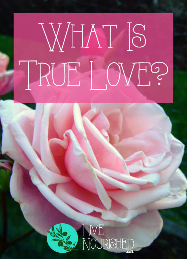 The word love is probably the most used in the English language. But what is true love? And how can it change our lives?