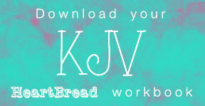 Download KJV HeartBread Workbook