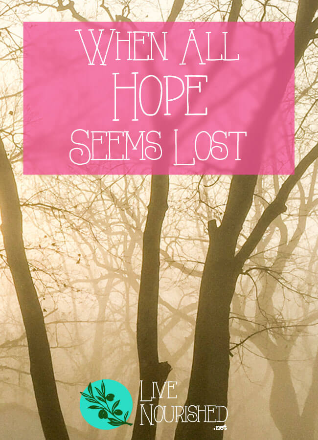 Do you sometimes wonder why God doesn't heal you, help you or even seem to hear you? When all hope seems lost, there is one priceless treasure to be found...