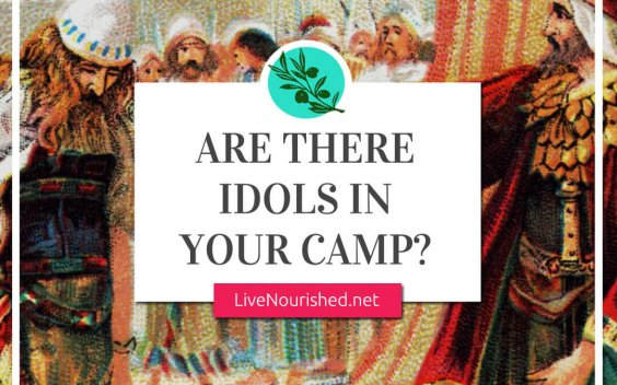 Are There Idols In Your Camp?