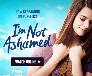 PureFlix Movie of the Month - watch it FREE