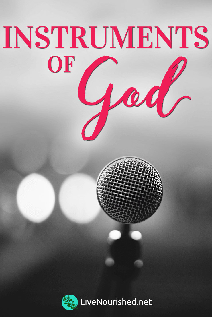 Do you ever wonder how trials can echo a melody of hope? It might surprise you to discover that your voice and your story are the instruments of God…